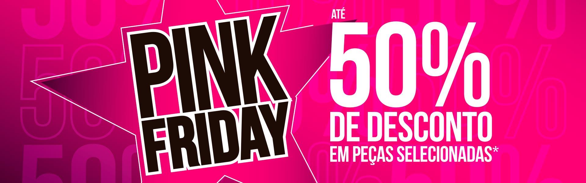Pink Friday | 1920x600
