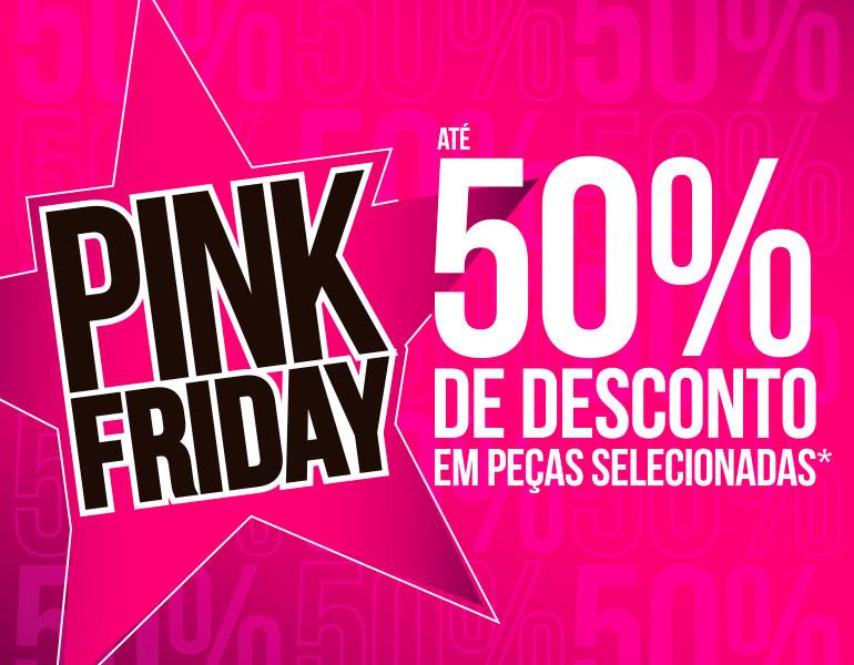 Pink Friday | 770x660