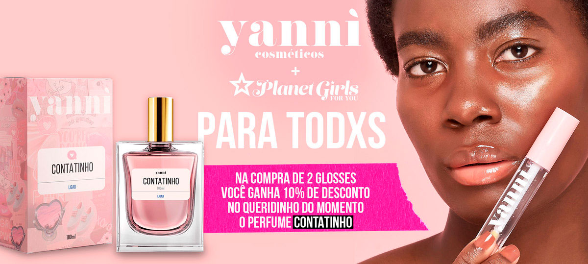 Gloss + Contatinho