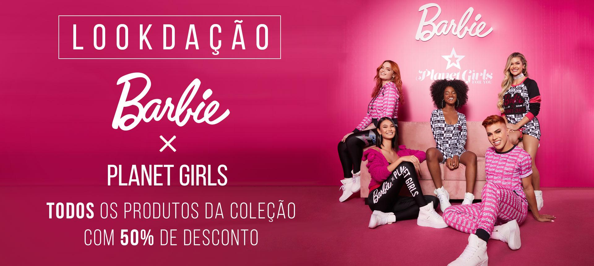 Lookdação - Barbie
